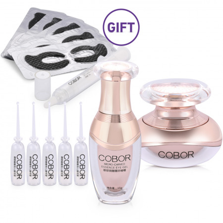 Micro Carved Eye Care Essence Set & Gift