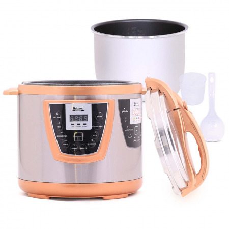 8L Pressure Cooker QHD801- Royal Collection