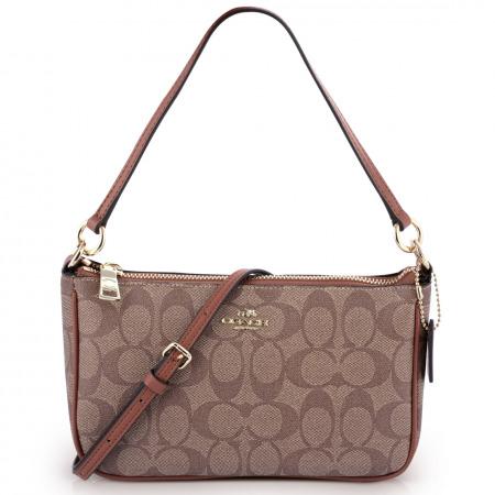حقيبة يد كوتش بتصميم عصري