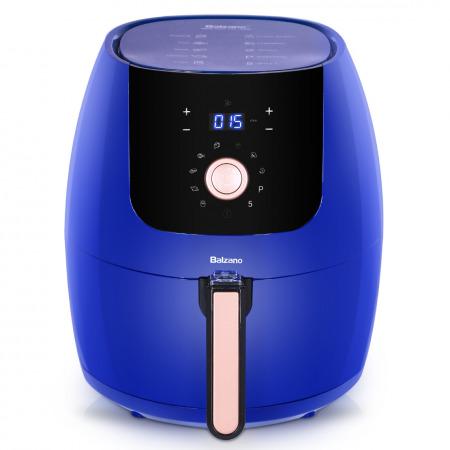 مقلاة هوائية رقمية سعة 5.5 لتر - TXG-DT16B - أزرق