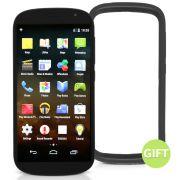 Dual Screen Smartphone & Free Gift - Black