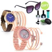 Dani Set of 2 Timepieces & Gifts