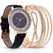 Clara Black Watch