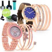 Dani Set of 2 Timepieces & Gift