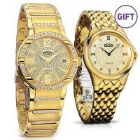 Sparkling Ladies Watch & FREE Gold Watch