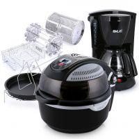10 Liter Air Fryer RA001L & Coffee Maker