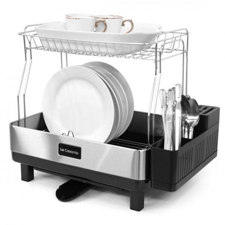 Stainless Steel Drain Dish Rack