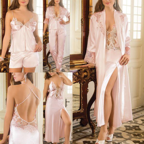 1f6842409 طقم لباس النوم الوردي | سيتروس
