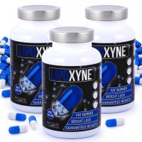 كبسولات حرق الدهون وإنقاص الوزن من ليبوكزين - 3 عبوات