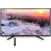 تليفزيون ذكي 55 بوصة 4K إل إي دي من نيكاي
