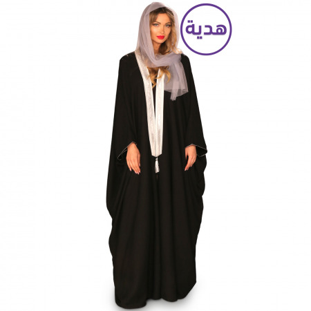 بشت رمضان الأميرة السوداء مع هدية