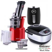 باقة العصارة بطيئة و وعاء الطهي متعدد الاستخدامات و مقلاة هوائية