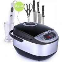 جهاز طبخ رقمي مُتعدد الاستخدامات مع هدايا