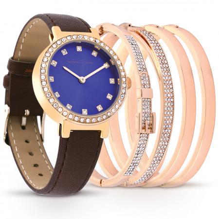 ساعة داني الذهبية المقدمة من جونز نيويورك
