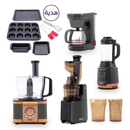 مجموعة أجهزة مطبخ متعددة الوظائف - إمباير كولكشن