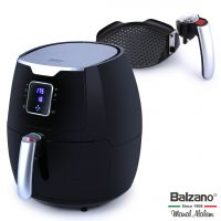 5.5L Air Fryer With Fish Pan