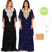 Al Sultana Jalabiya with Gifts - Pack of 2