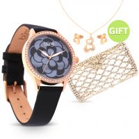 Roses Black Watch & Gifts