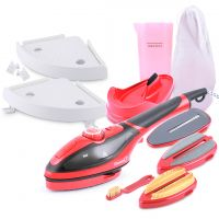 2 in 1 Steamer & Iron with Magic Shelf Set of 2