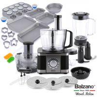 Food Processor & 25 Pc Bakeware Set