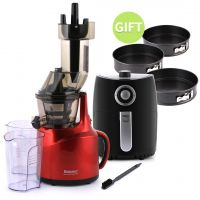 Whole Mouth Slow Juicer With Gifts
