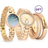 Ombre Gold Watch & Gifts