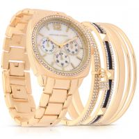 Dashing Gold Watch