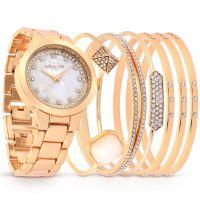 Camelia Gold Watch