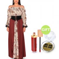 Cassandra Dress & Gifts - Medium