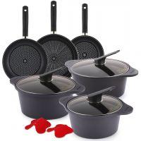 Happy call 10 pcs cookware set