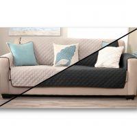 Sofa Saver-Grey/Black-Combo - 3 sizes