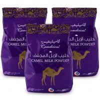Camel Milk Powder Set of 3