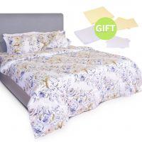 Supreme Comforter Set 8Pc with Gift - Green
