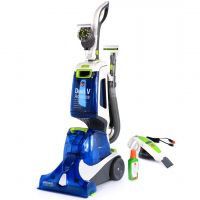 Dual V Advance Carpet Washer & Handheld Vacuum