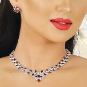 Elizabeth Taylor Eid Jewelry Set