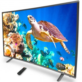 "50"" Curved Smart TV"