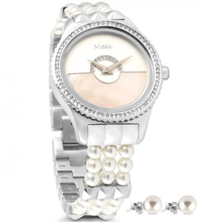 Riviera Watch & Free Earrings