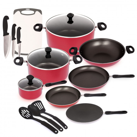 Classique 17PC Cookware Set