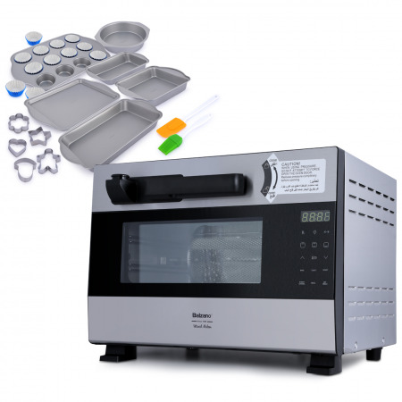 26L Pressure Oven & 25 Pc Bakeware Set