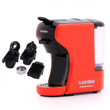 ARCM-550-MC Kaffee Machine - Red