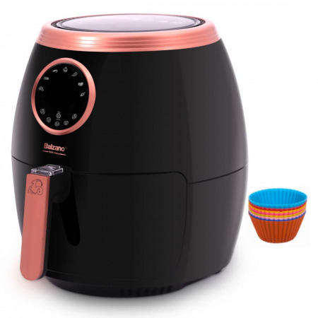 5.6L Air Fryer AF716 Royal Collection & 6Pc Muffin Cup