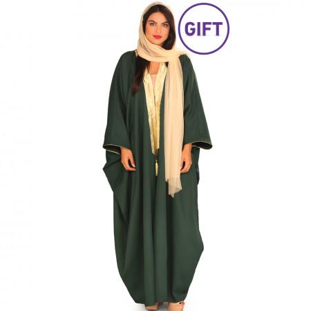 Al Amira Ramadan Green Bisht & Gift