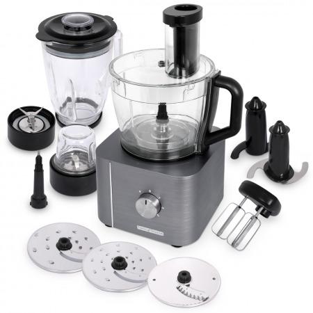 10-in-1 Food Processor HGM-405 - Grey