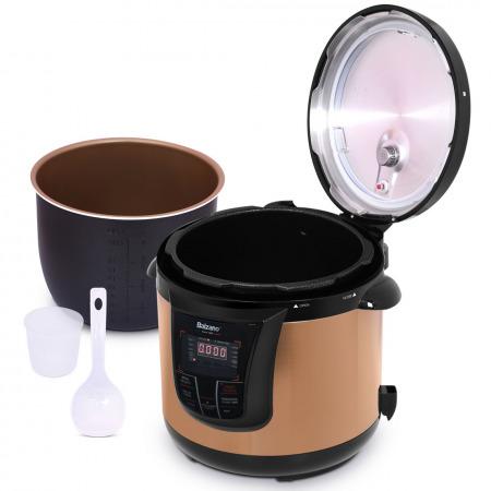8L Pressure Cooker YBW80-120AG1 - gold