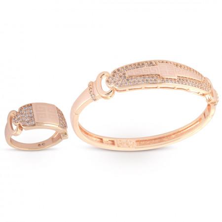Bracelet & Ring Set