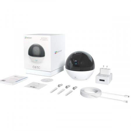Ezviz Set of 2 Home Cameras & 2 Micro-SD Card 128GB
