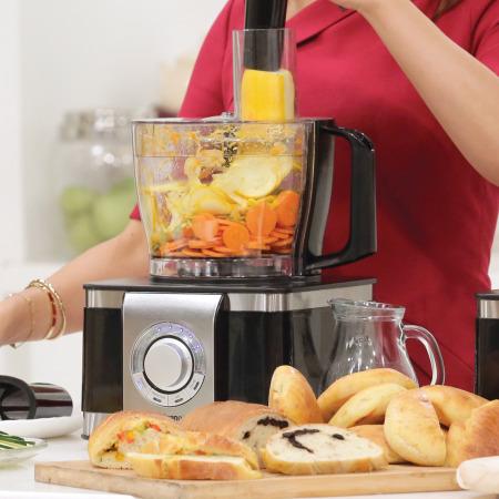 12-in-1 Multi-Functional Food Processor EF408