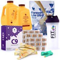 مجموعة C9 الغذائية لتطهير الجسم وخفض الوزن