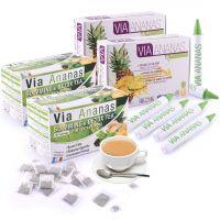 مجموعة تنحيف وتنقية الجسم من السموم مع مجموعة شاي للتنحيف
