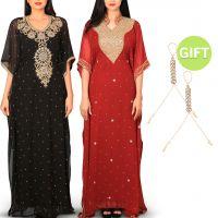 Al Nouf Jalabiya with Gifts - Pack of 2